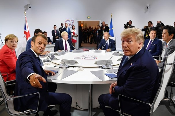 The Guardian: Trump quarreled with the leaders of the G7 because of Russia