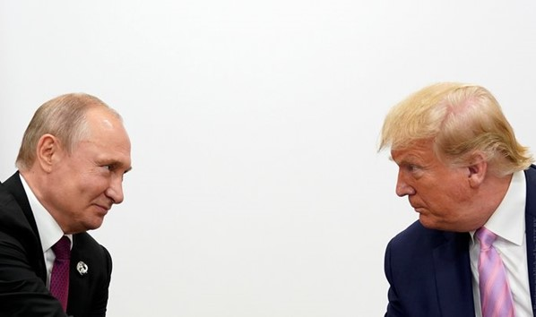 The White House said the details of Trump's conversation with Putin