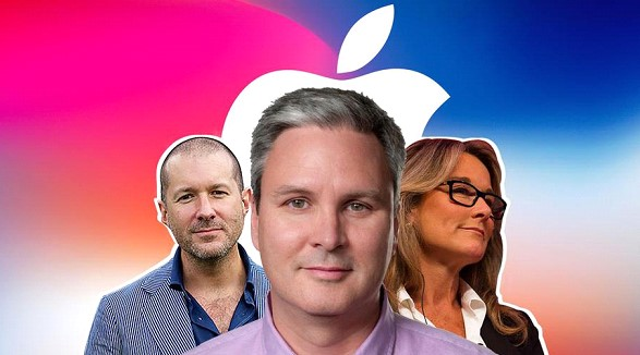 Apple is left without another top Manager