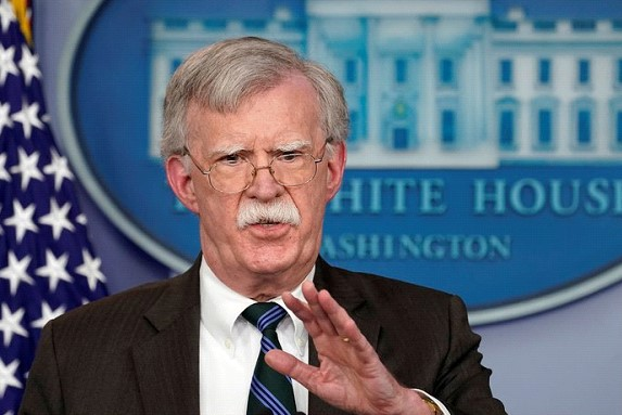 Bolton criticized Trump's foreign policy