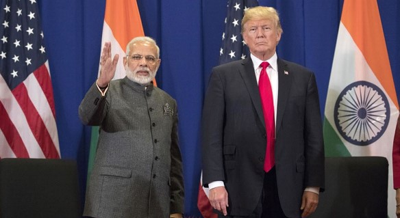 Donald Trump and Narendra Modi to attend the rally in Houston