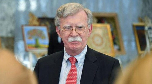 """Controlled naive Tramp."""" What was national security Advisor John Bolton like"""