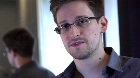Snowden called the condition of his return to the United States