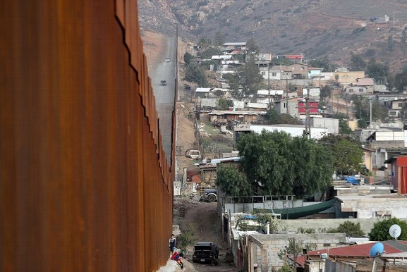 The Pentagon has allocated $ 3.6 billion for the wall on the border with Mexico