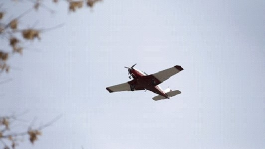 The plane crashed during an air show in Canada
