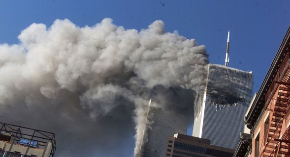 The tragedy of September 11 eighteen years later