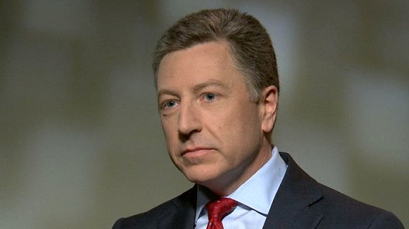 US special representative for Ukraine Kurt Volker resigned
