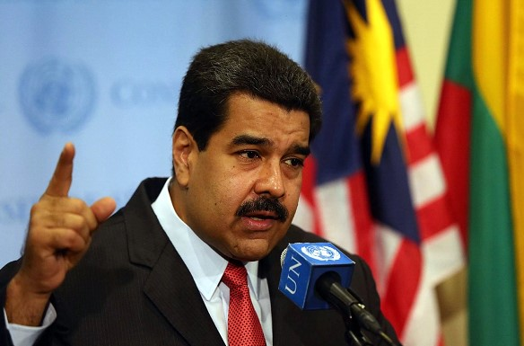 Venezuelan President is confident that the country will see economic growth in spite of US sanctions