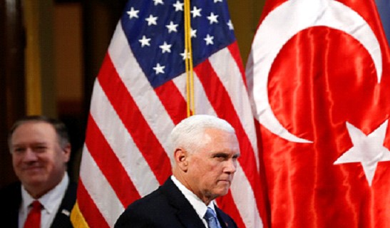 Called tipping point in the negotiations, the US and Turkey on Syria