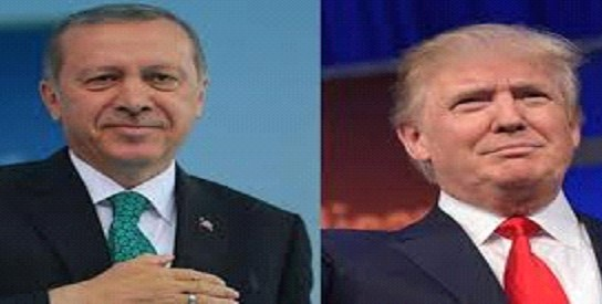 Erdogan and Trump discussed the creation of a security zone in Syria