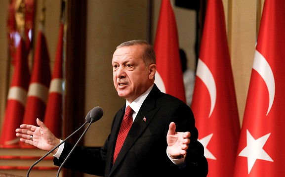 Erdogan called disinformation reports about the breakdown of the truce in Syria
