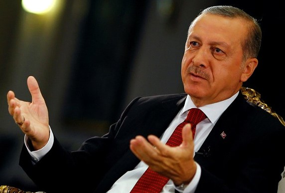 Erdogan rejected the US demand to stop the military operation