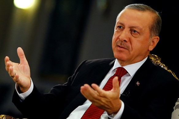 Erdogan threatened Europe with thousands of refugees from Syria