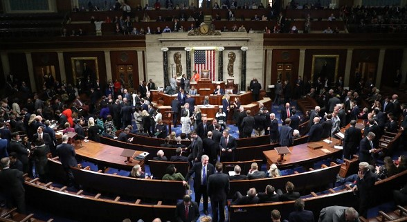 The House of Representatives adopted a resolution formalizing the investigation into the impeachment of President Trump