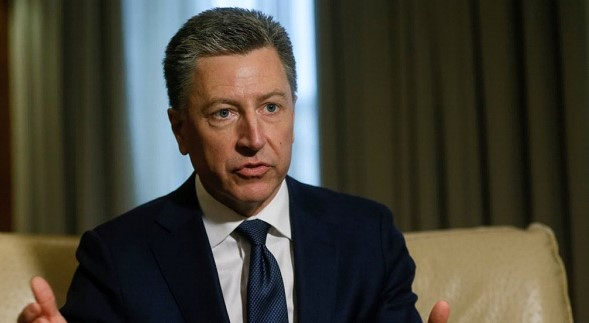 Kurt Volker on Thursday will testify in Congress on the Ukrainian case