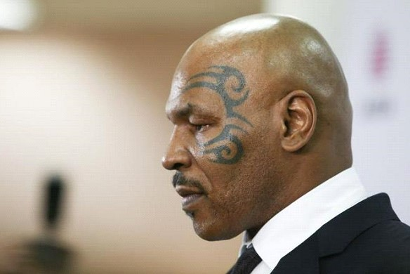 Mike Tyson said he could return to the ring