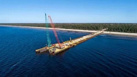 """The European Commission wants to ensure transparency of the """"Nord stream-2"""""""
