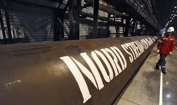 "Denmark allowed building in its waters ""Nord stream-2"""
