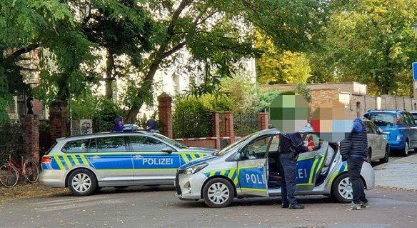 Shooting at a synagogue in Germany: the attacker was live on the Internet