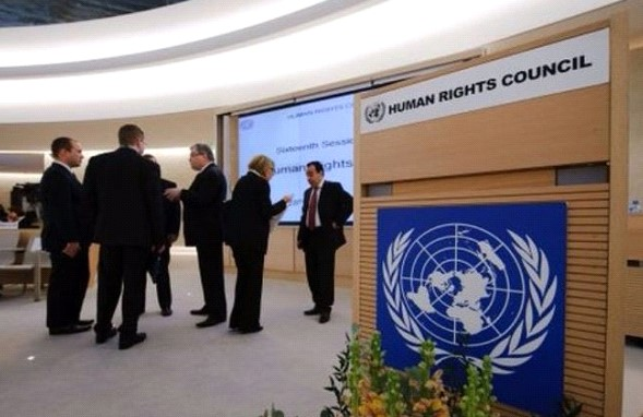 The European Union expressed regret over Venezuela's election to the UN human rights council