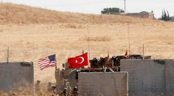 Turkey agreed with the US border security zone in Syria