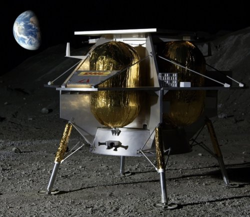 Astrobotic Peregrine lander spacecraft