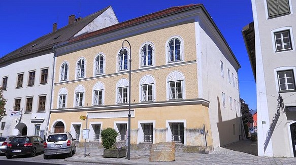 Austrian authorities will turn Hitler's house into a police Department