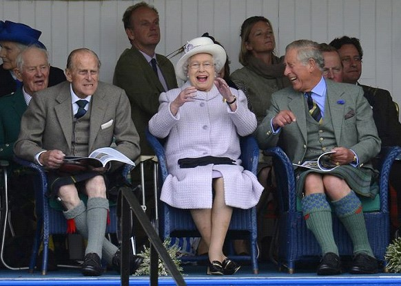 Queen Elizabeth II may leave the British throne for her 95th birthday
