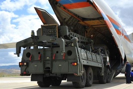 The US has threatened Turkey with sanctions for the purchase of S-400