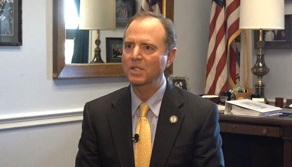Schiff: Report on the case of impeachment will be sent to the Legal Committee in early December