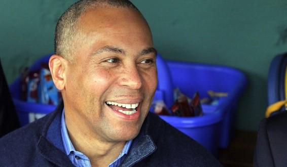 The ex-Massachusetts Governor Deval Patrick joined the presidential race