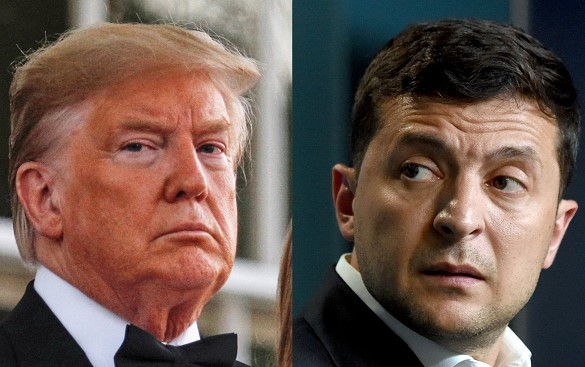 Trump ready to present a transcript of another conversation with Zelensky