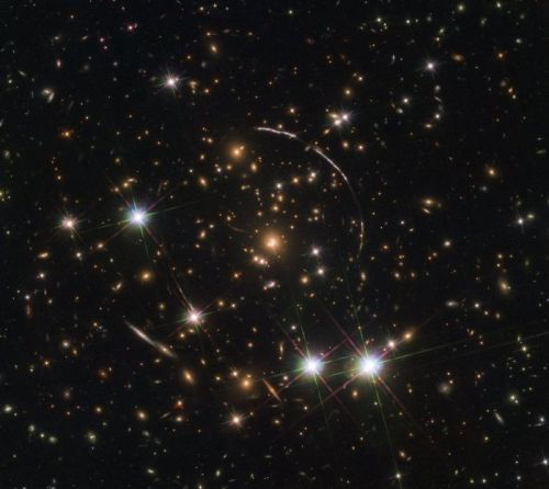 Hubble telescope image