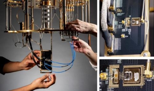 Microsoft has developed a new technology that allows you to control 50 thousand qubits with a simple three-wire circuit
