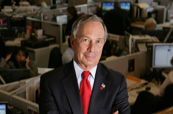 Bloomberg turned down campaign fundraising money