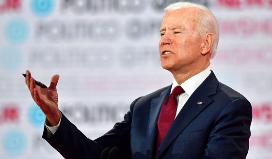 Joe Biden is ready to consider the Republican nominee for Vice President of the United States