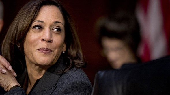 Kamala Harris out of the presidential race