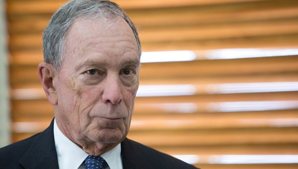 Michael Bloomberg opens campaign headquarters in three states