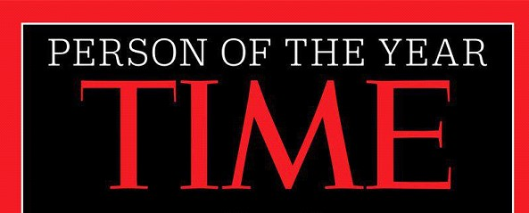 "Time has published a list of contenders for the title of ""Person of the year"""
