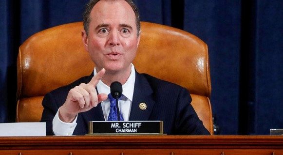 Report on the investigation of impeachment Trump approved by the intelligence Committee of the House of Representatives