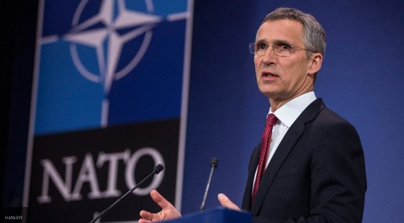 Stoltenberg said that NATO is active and capable