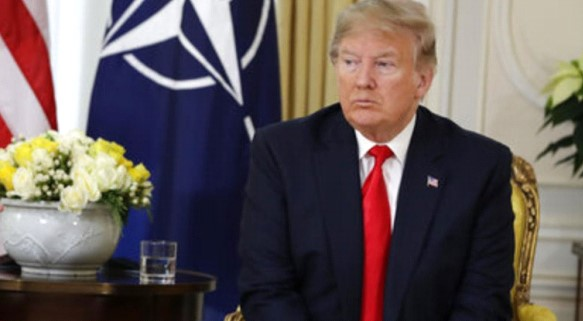 Trump at NATO summit: first day
