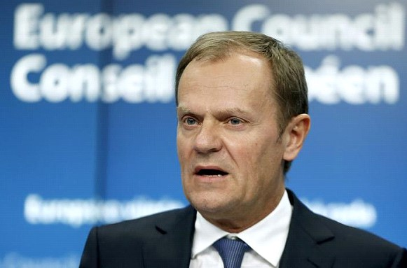 Tusk called the main mistake of the European Union