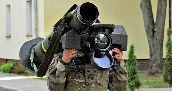 Ukraine has signed contracts with the United States for the supply of the second batch of Javelin