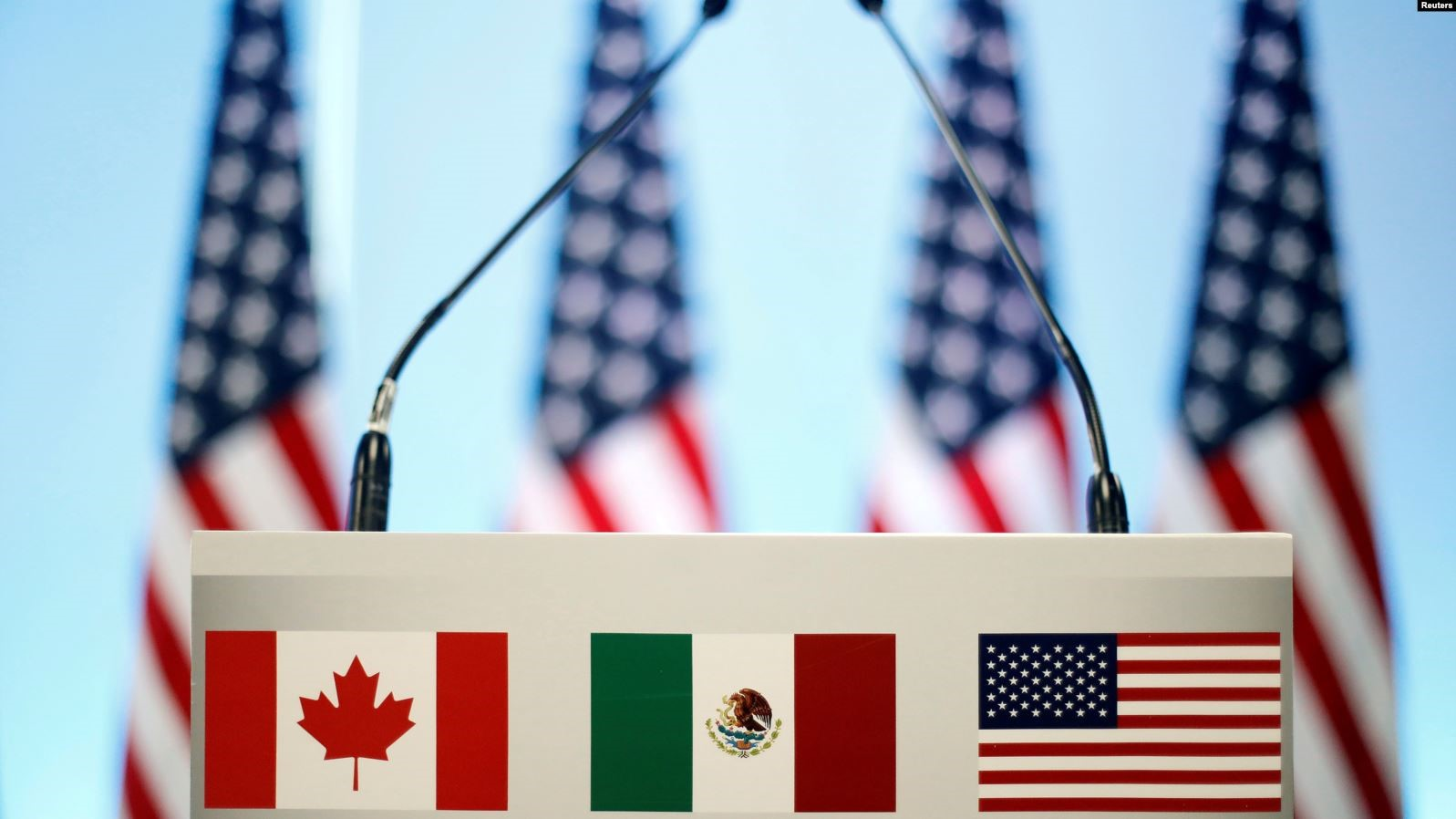 The House of Representatives approved a trade agreement between the United States, Mexico, and Canada