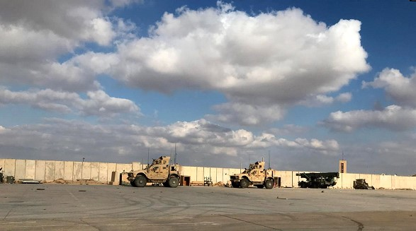 American and Iraqi forces resumed the fight against ISIS in Iraq