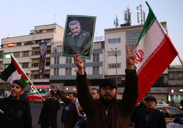 Iran has not completed the US revenge for the murder of Suleimani