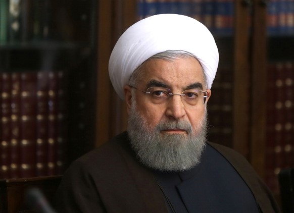 Rouhani promised to bring to justice those responsible for the crash of the Ukrainian plane