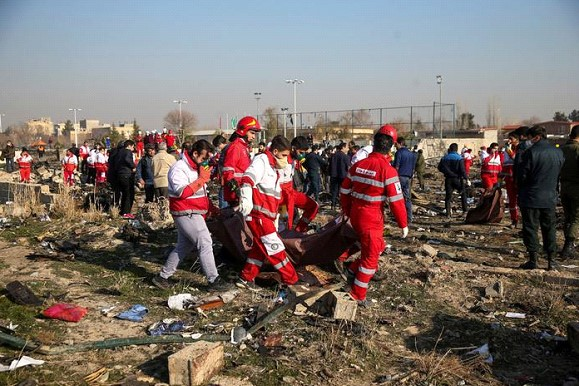 Special services called the preliminary cause of the crash of the Ukrainian airliner in Iran