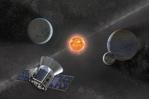 TESS Space Telescope Discovers First Earth-Like Planet in Living Area